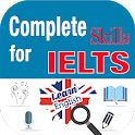 Complete skills for IELTS: Full skills with audios icon