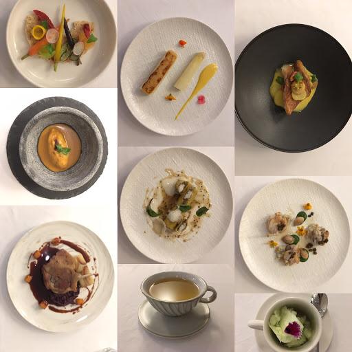 散步富錦街發現好餐廳,前菜至甜點都可以感受到Chef的好手藝,(吃過就知道👍),服務人員帥又美,真心推薦給大家😍