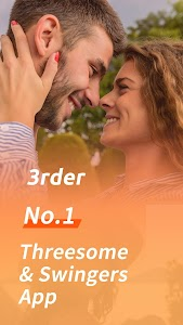 Threesome Dating App for Couples & Swingers: 3rder 3.4.3