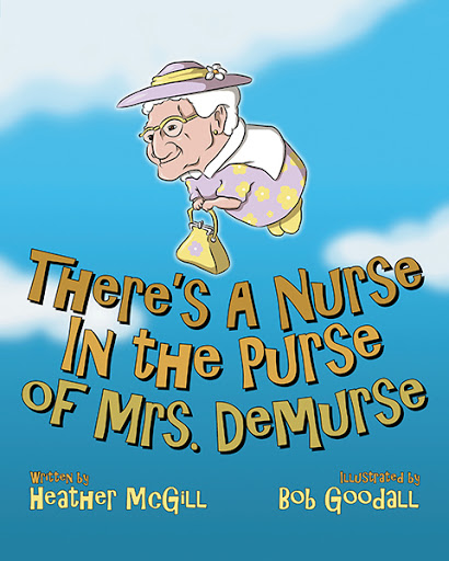 There's a Nurse in the Purse of Mrs. Demurse