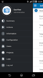 GeoView Administrator- screenshot thumbnail