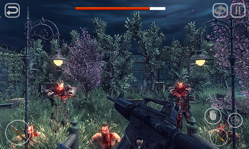 Last Stand Dead Zombie Survival 1.2 screenshots 1