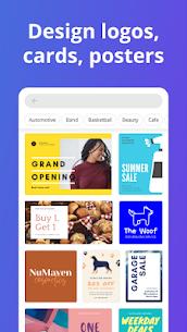 Canva: Graphic Design, Video Collage, Logo Maker 3