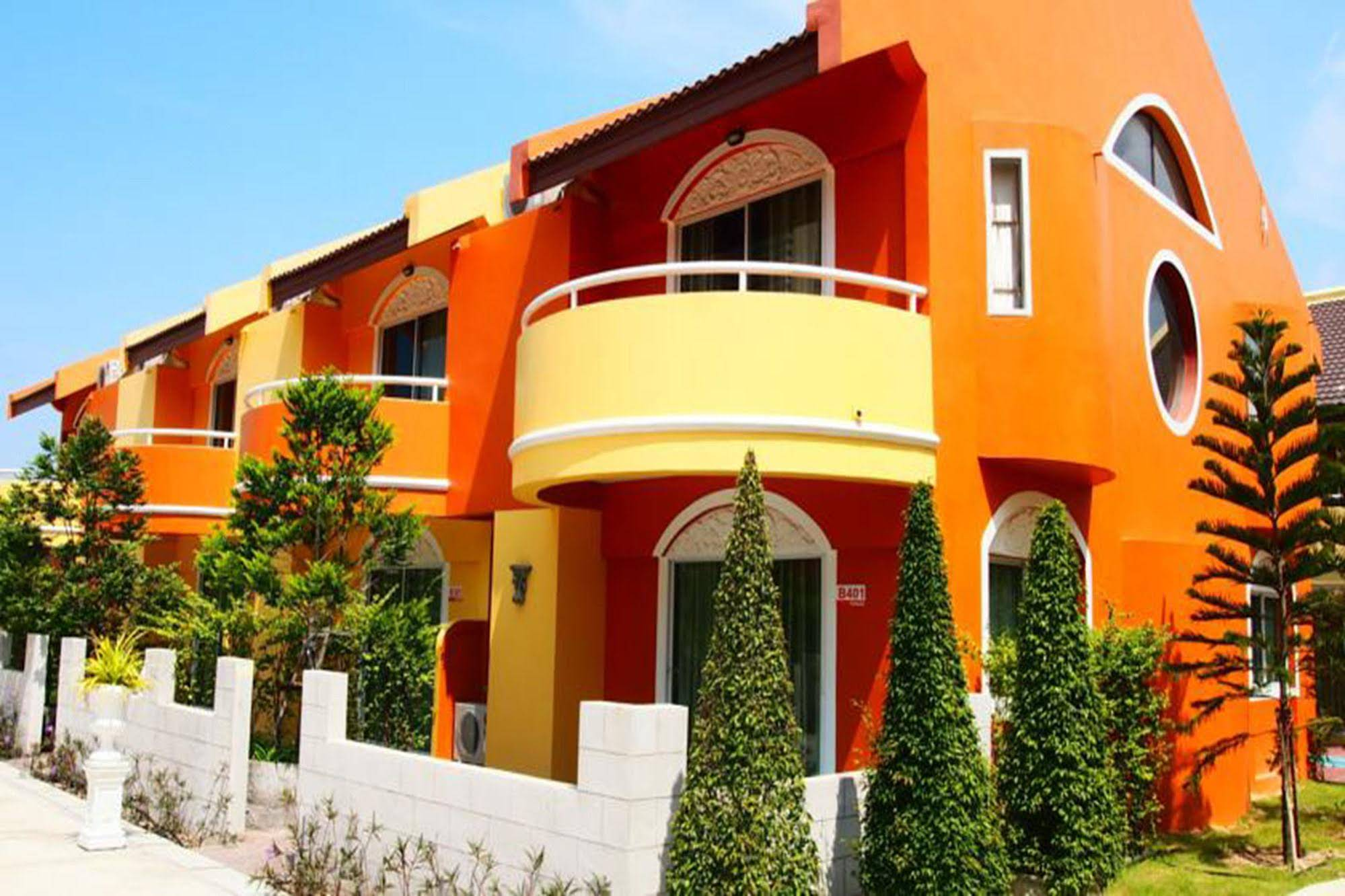 The Victoria Resort Pattaya
