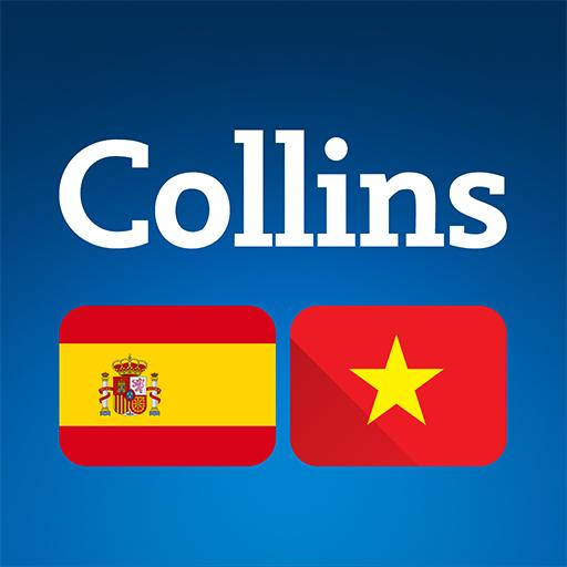 Collins Vietnamese<>Spanish Dictionary Icon