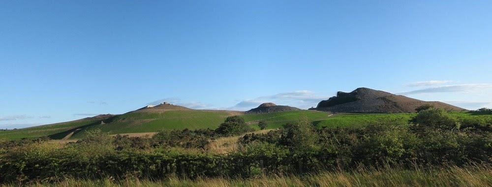 Northumberlandia, a senhora do Norte
