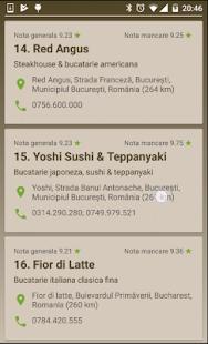 Restocracy: Topul restaurantelor din Bucuresti - náhled
