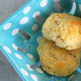 Low Carb Drop Biscuits (That Don't Taste Low Carb!).