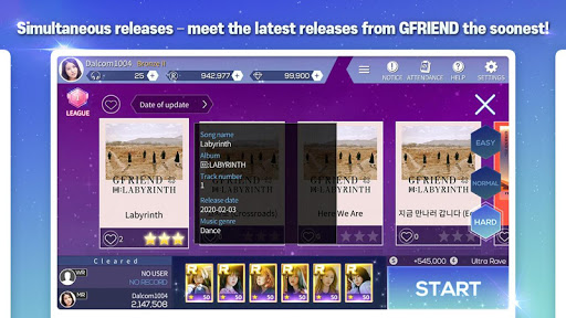 SuperStar GFRIEND 1.11.8 screenshots 3