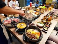 水刺床韓式烤肉餐廳 (二號店)