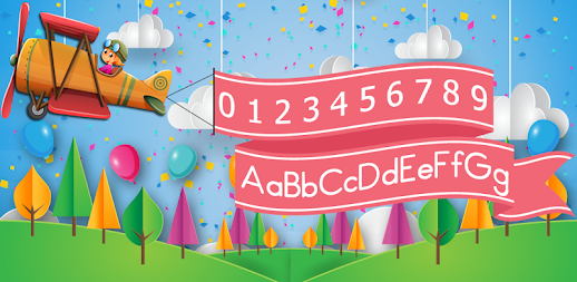 Alphabet ABC Kids Pro : Letters Writing Games APK