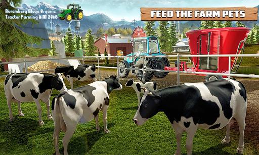 Nuremberg Mega Organic Tractor Farming SIM 2020 screenshots 5