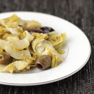 Spicy Artichoke Salad