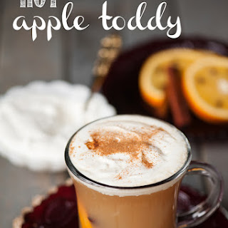 Hot Apple Toddy Drink Recipes