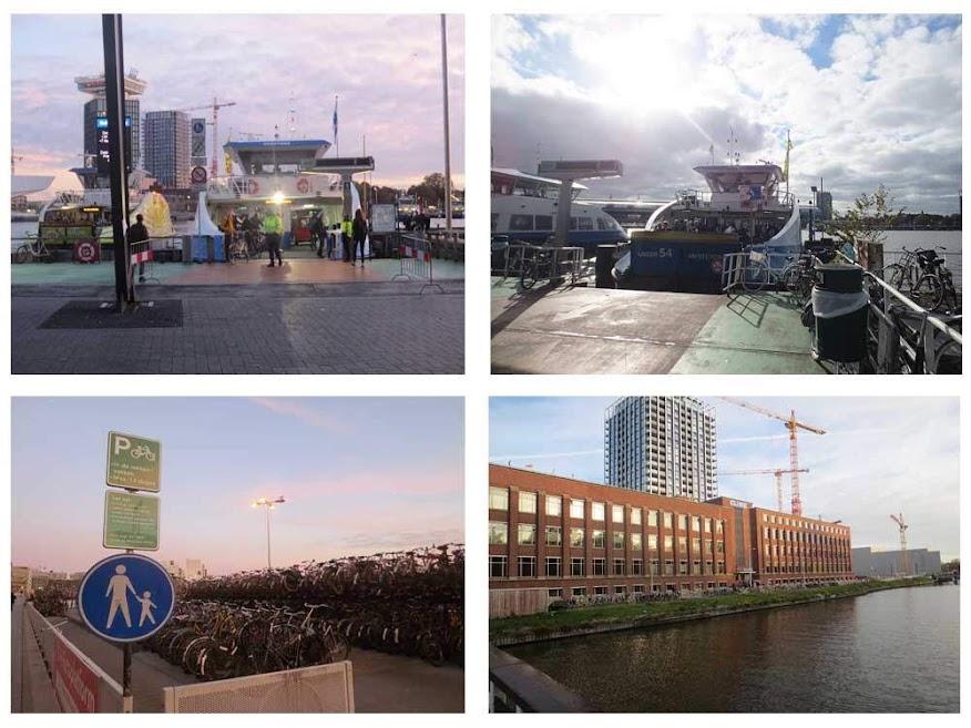 CLink Hostel Amsterdam- 'Veer Buiksloterweg'