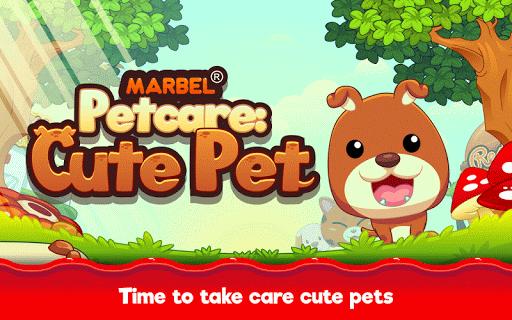 Marbel Petcare: Cute Pet 5.0.1 screenshots 1