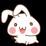 Onigiri Bunny Sticker