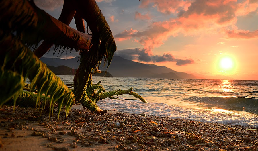 maurole beach by Didimoezh Ozora - Landscapes Beaches