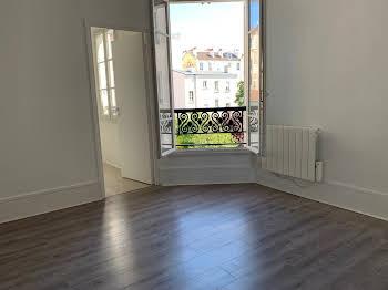 Appartement 3 pièces 46,72 m2