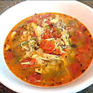 New Mexico Green Chile Chicken Soup Recipes.