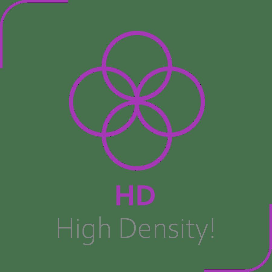 high density pdo threads logo