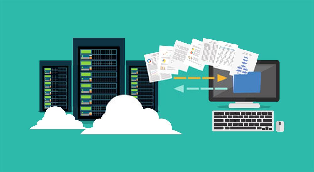 Ilustrasi migrasi hosting