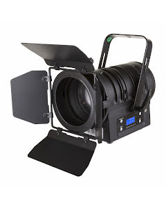 BT-THEATRE 50WW (BLACK), LED-fresnel