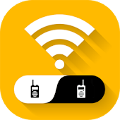 Wi-Fi Walkie Talkie ( Free + Without internet )