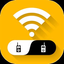 Wi-Fi Walkie Talkie ( Free )