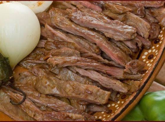Venison Carne Asada Tacos Recipe