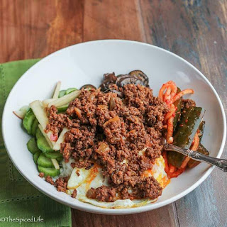 Korean Sloppy Joes