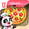Little Panda's Space Kitchen - Kids Cooking APK