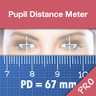 Pupil Distance Meter Pro  Accurate PD measure icon