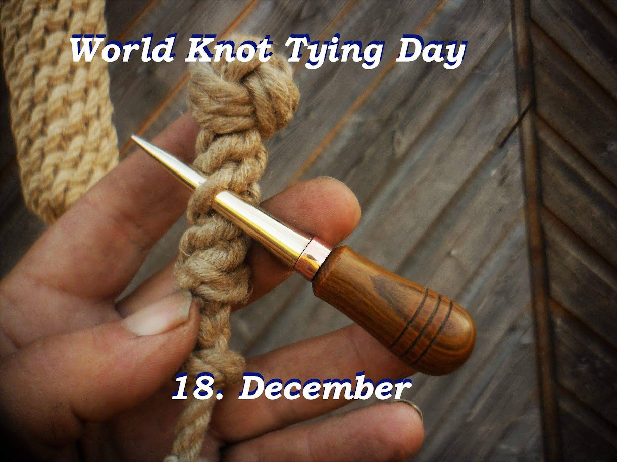 World Knot Tying Day