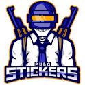 PUBG Stickers for WhatsApp - WA PUBG Stickers Pack icon