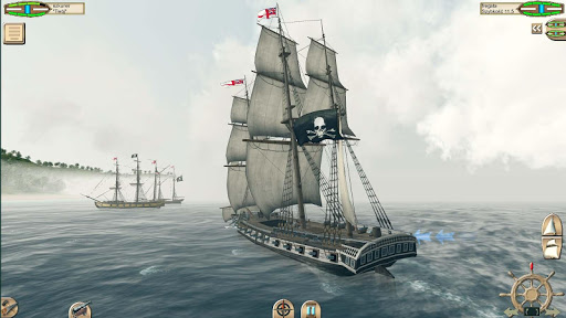 The Pirate: Caribbean Hunt  captures d'écran 1