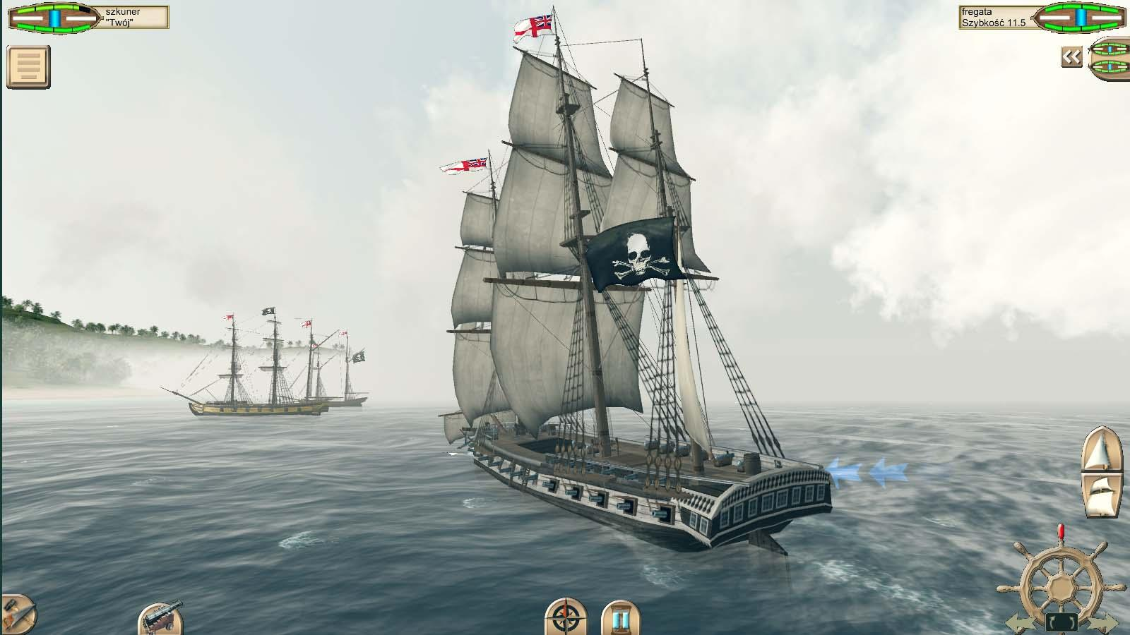 The Pirate: Caribbean Hunt- screenshot