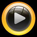 Videos mp4 Audio Player icon