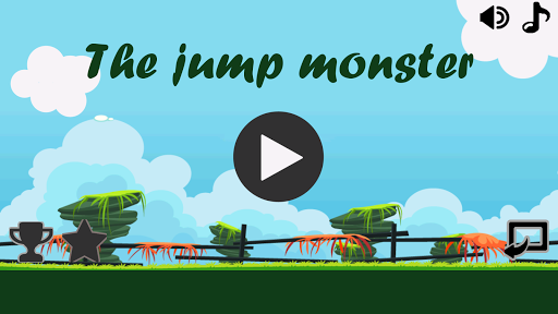 The jump monster