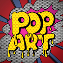 Poster PopArt icon