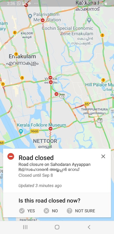 Kerala State Maps Google on karad map google, lucknow map google, kolhapur map google, tamil nadu map google, gujarat map google, mumbai map google, chandigarh map google, gampaha map google, patna map google, coimbatore map google, madurai map google,