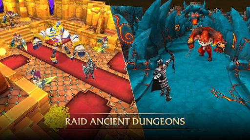 Télécharger Gratuit MMO RPG Ancients Reborn - MMORPG mod apk screenshots 5
