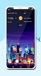 Agonica Icon Pack APK screenshot thumbnail 1