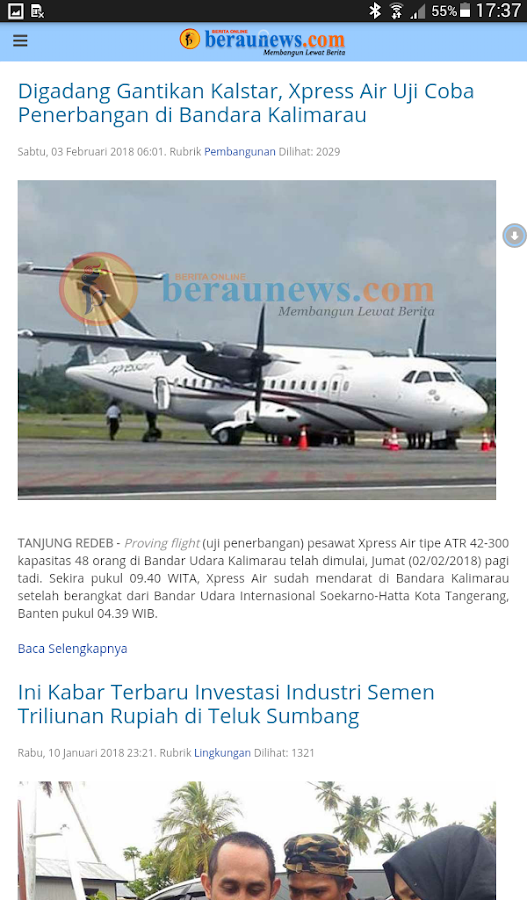 beraunews.com- screenshot