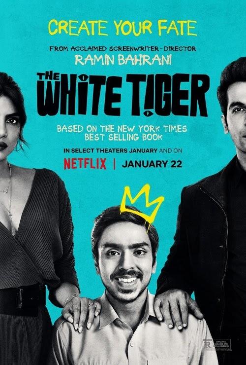 Tigre blanco (The White Tiger)