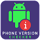 Phone Version Checker Download for PC Windows 10/8/7