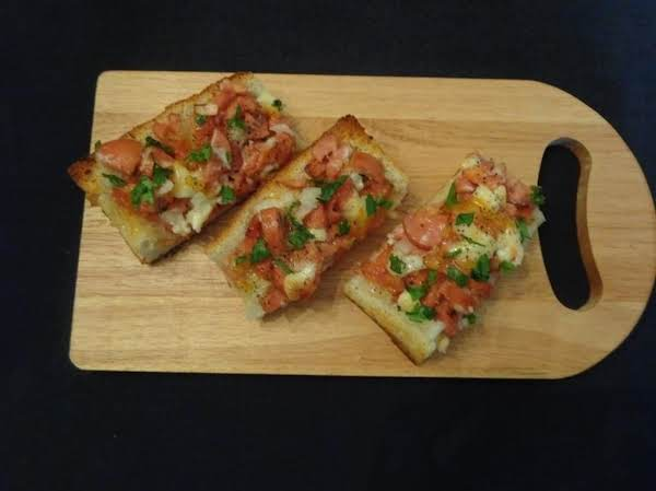 Sweet Savory Smoked Sausage Crostini Recipe