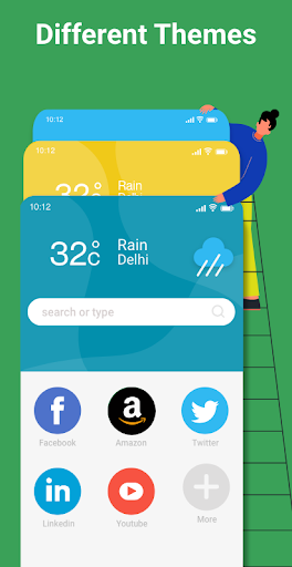 New Uc browser 2020 Fast and secure Walktrough screenshot 5