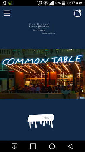 Common Table Cabo