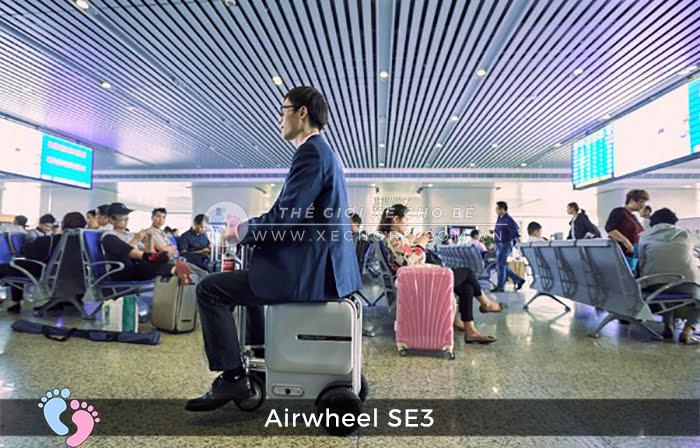 Vali chạy điện thông minh Airwheel SE3 4